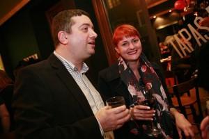 Рут Колева и Витомир Саръиванов луднаха по тапасите