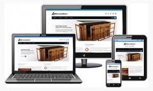 responsive design, Smart Online