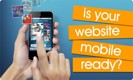 Сайтът ви не е оптимизиран за мобилни устройства?